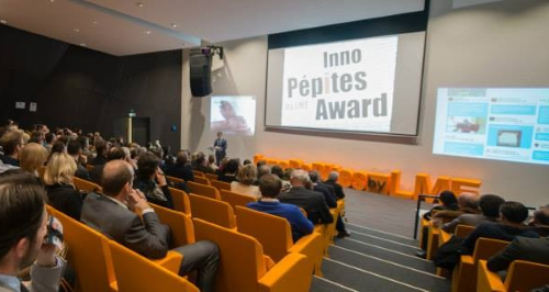 Remise des Inno Pepites Awards Junior